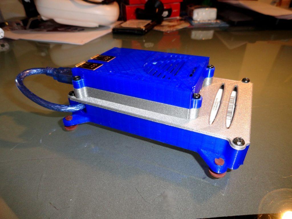 RaspberryPi + Harddrive Case (Boitier)