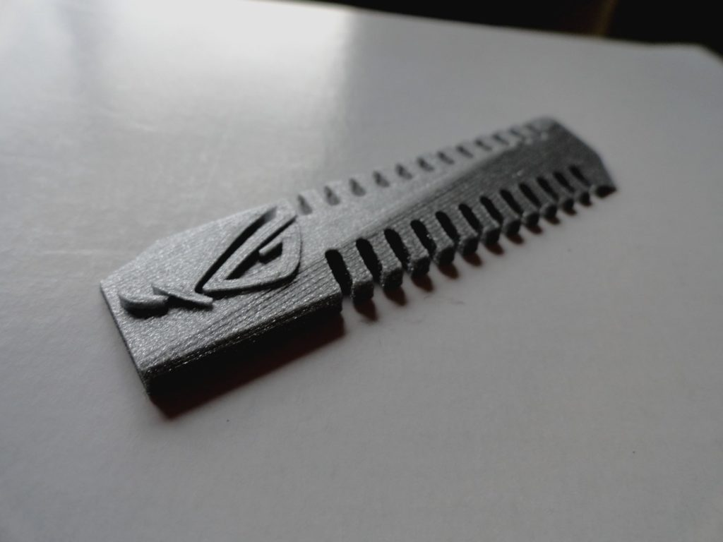 Cable comb PC / ASUS